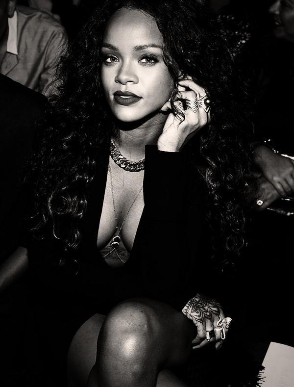 Rihanna-mode