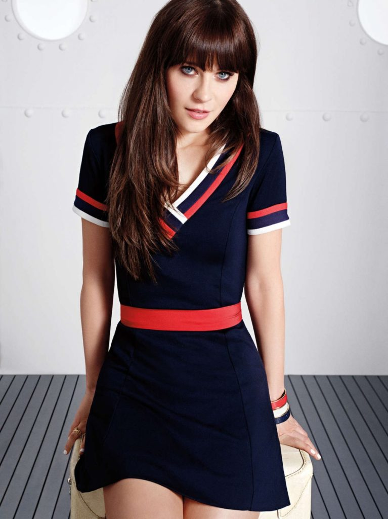 Zooey Deschanel 2015