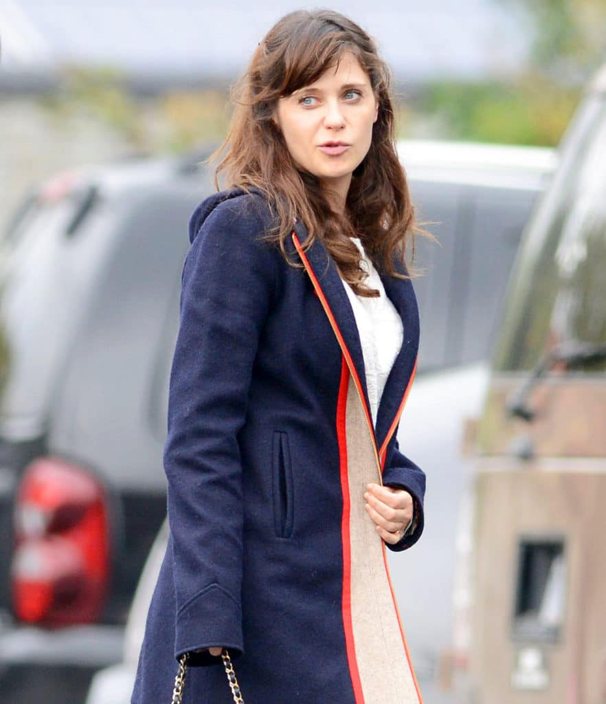 Zooey Deschanel naturelle