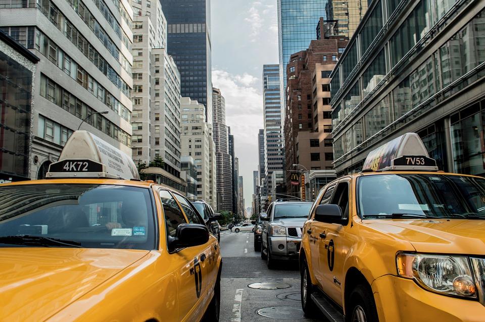 taxi cab ny
